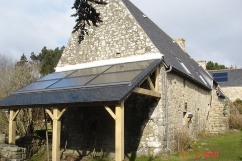 chauffe-eau solaire
