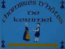 Les chaumieres de Kerimel