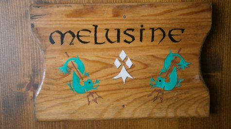 panneau Mélusine